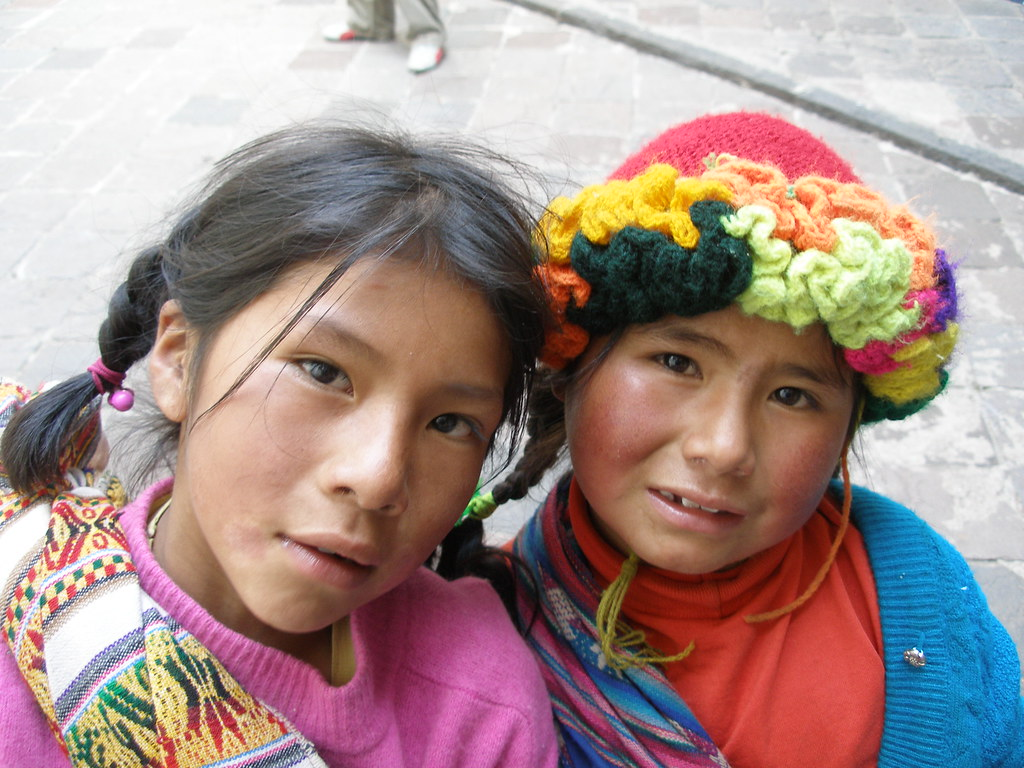 latin americans girls