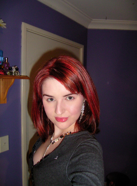 Red Hair So I Dyed My Hair Red And I Really Like It This C