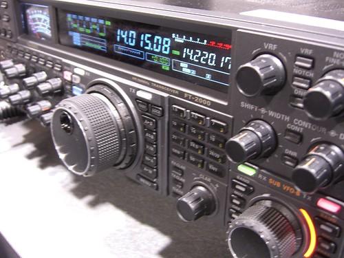 FT-2000 close up   by Hideki Saito