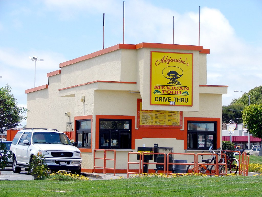 Alejandro's Mexican Food, Costa Mesa, California