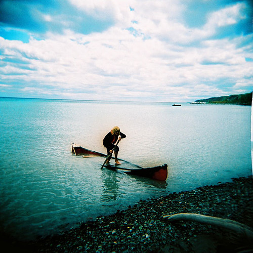 Kathleen's Canoe | by .natalie