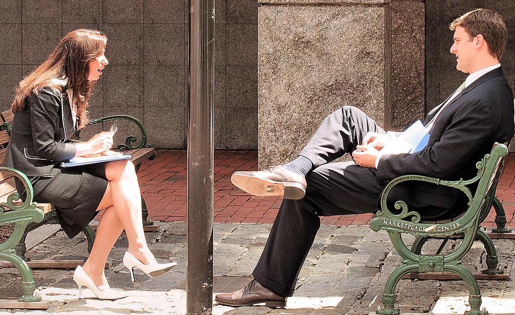 Conversation | Sharon Mollerus | Flickr