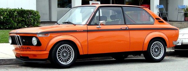 BMW 2002 Alpina Touring