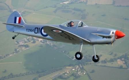 Spitfire Alan James