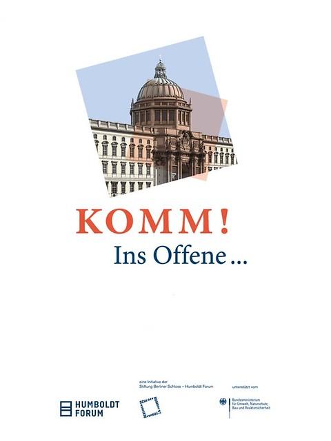 Richtfest Berliner Schloss - Humboldt-Forum