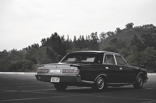 1984 Toyota Century VG40 RHD | by Steven Tyler PJs
