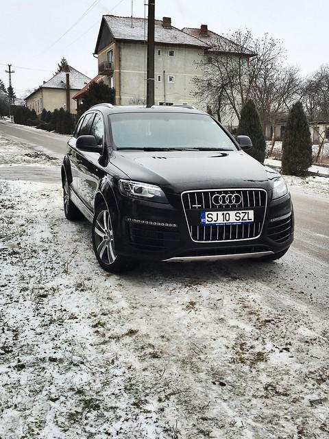 Audi Q7 V12 TDI quattro S-line