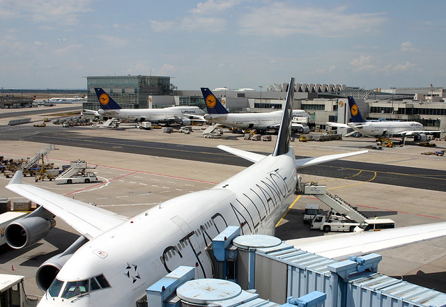 B747-430/M | Lufthansa | Star Alliance | D-ABTH | FRA