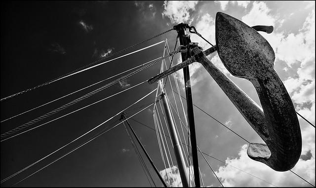 Raise the anchor