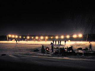 Holiday Magic On Lake Wingra Pickup >> Holiday Lights And Night Hockey On Lake Wingra If You Drov Flickr