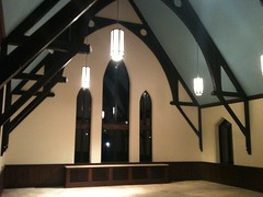 New chapel at St Paul\'s