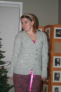 Nana sweater | by Arizona Evans