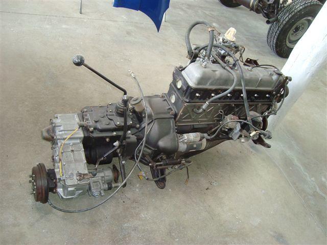 Powertrain - FJ40 Restoration | Even though it was in remark… | Flickr