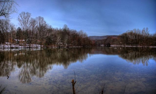 City Lake, City Lake Natural Area, Cookeville, TN