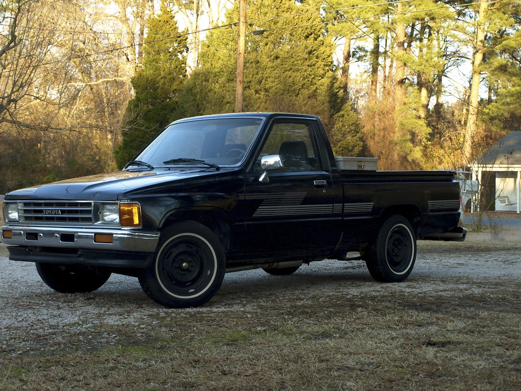 87 Toyota Pickup >> 87 Toyota Pickup Losteagle Jacob Flickr
