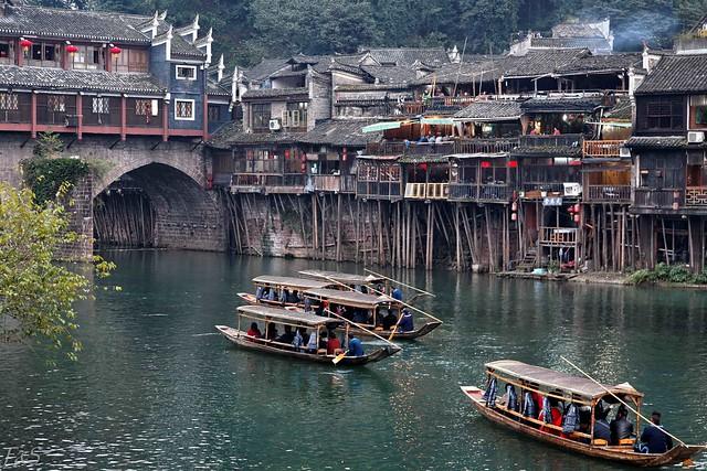 Fenghuang (Phoenix town) - Hunan