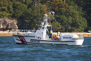 Marine Rescue NSW - 44-007 P&O Nedlloyd Rawalpindi
