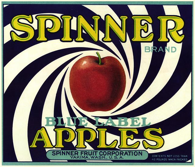 Swirling Fruit