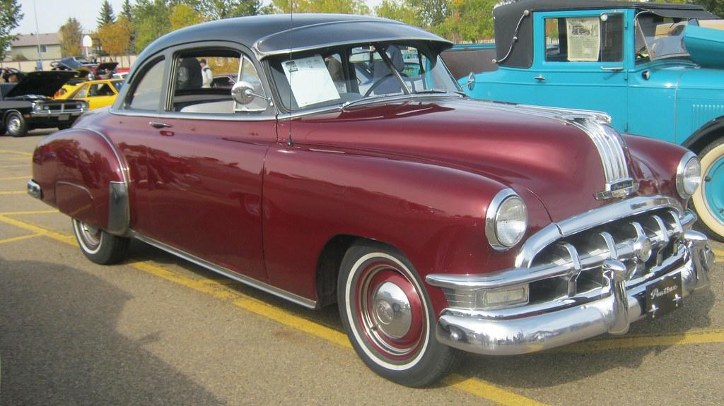 1950 Pontiac Business Coupe Blondy Flickr