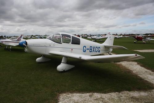 G-BXCG Jodel DR250 [PFA 299-13146] Sywell