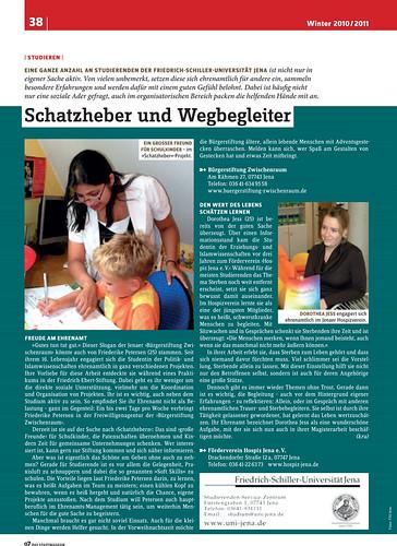 Jena in Stadtmagazin_Dezember2010