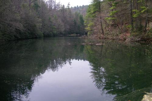 park mountain state south north fork reservoir henry carolina morganton