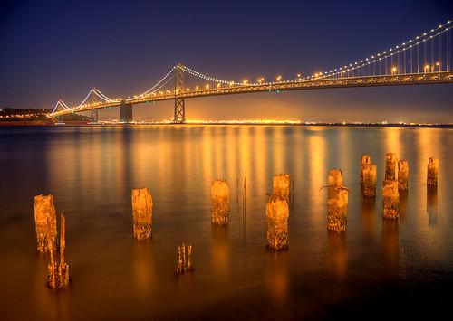 Bay Bridge   by zoltaan