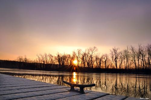 "sun newyork sunrise landscape dock nikon hudsonriver saugerties d90 elitephotography lighthousedrive ""beautifulnature"" eusopuscreek"