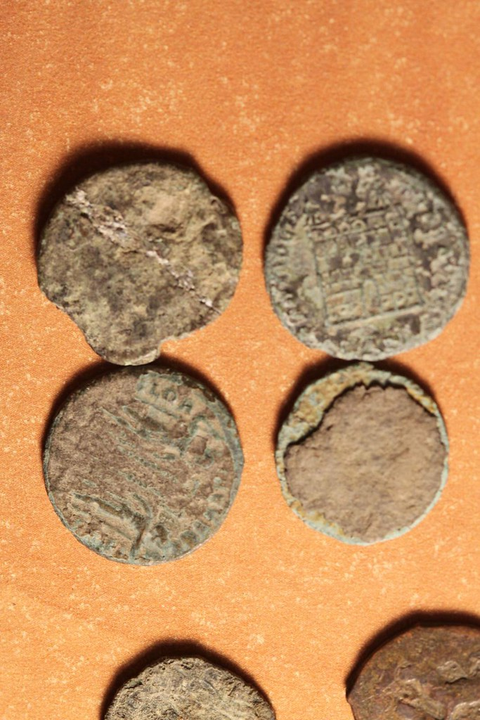 Old Roman Coins | Old Roman Coins | Tony | Flickr