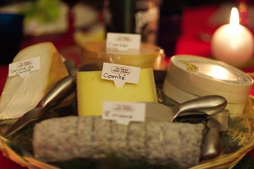 Plateau de fromages | by Jérémy Couture