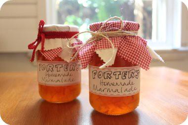 Porter's homemade marmalade | by Grow. Cook.