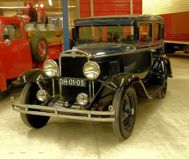 1929 Chevrolet International Six AC