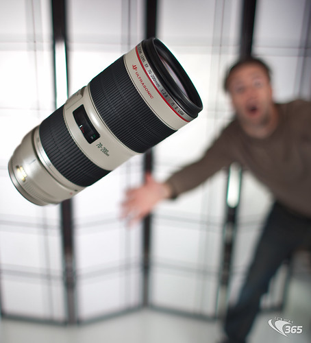 Levitating Lens 9/365 | by Louish Pixel