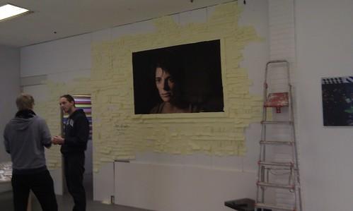 Storing foto-expositie