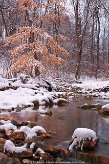 Snow Stream hdr 13 | by Seymour Digital Consulting, LLC