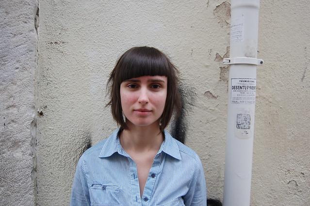 asymmetric fringe bob haircut
