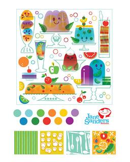 jelly pattern | by Reddozer