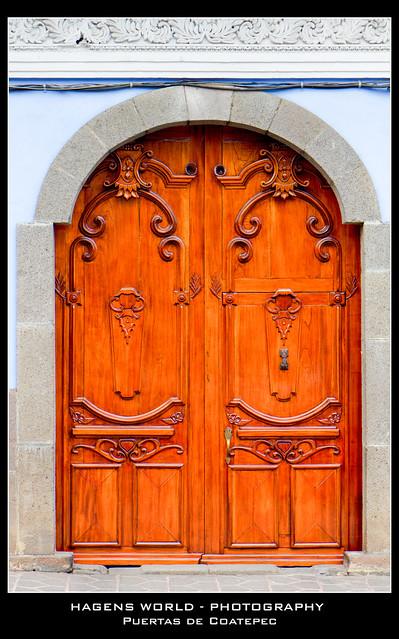 Puertas de Coatepec