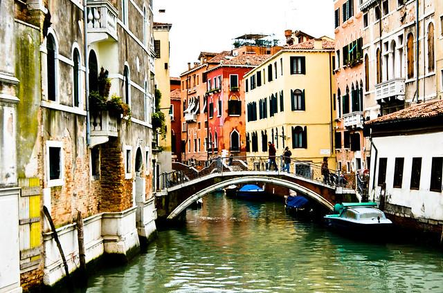 Intense Venice