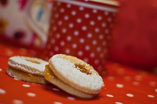 Linzer cookies | by Cimm