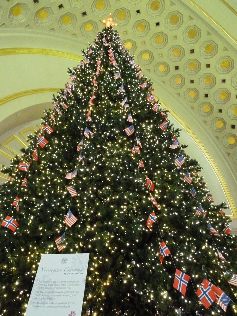 Norwegian Christmas.Norwegian Christmas At Dc S Beautiful Union Station We Enc