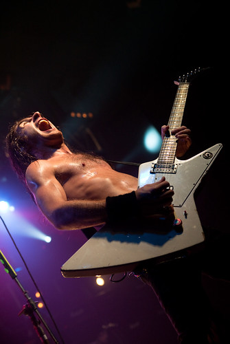 Airbourne @ Manchester Academy
