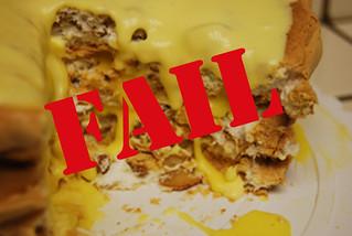 Cake Fail | by DarleneEats