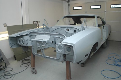 Bodywork complete - main body | by Tolley's Charger