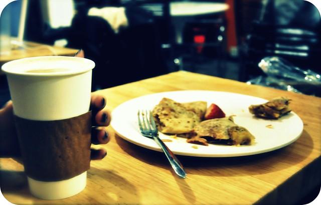 Coffee & Crepes