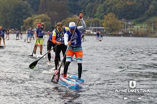 Alpine Lakes Tour Savière 2015