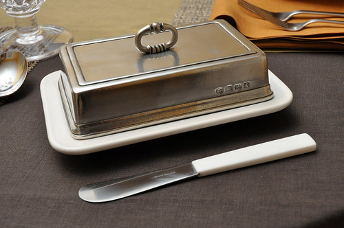 Pewter Butter Dish | by Didriks