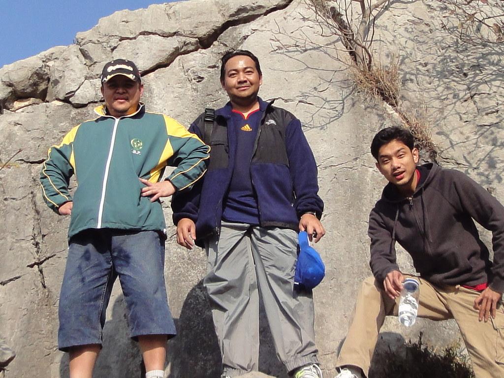 Rock of the World Break Point | Hiking Trail 5 | Margalla Hills up to Pir Sohawa | Islamabad, Punjab Province, Pakistan | 05 12 2010