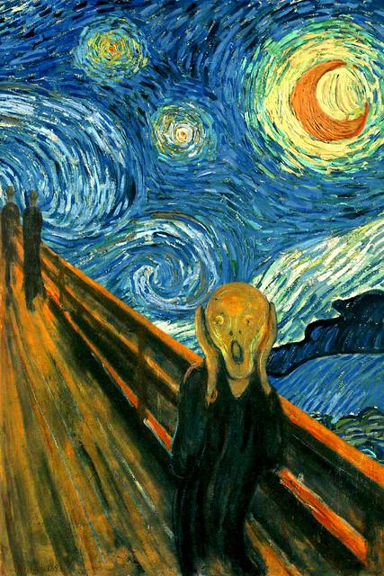 Starry Scream