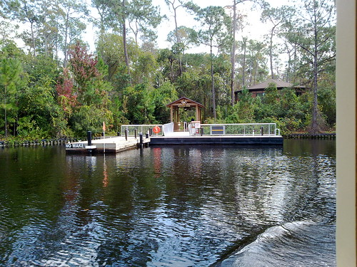 Boat dock near Tree House Villas | by Erin *~*~*